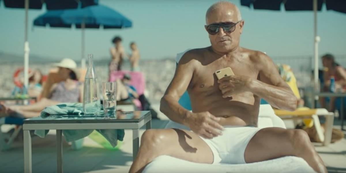 Nuevo comercial del iPhone 7 ad portas de su lanzamiento en Chile