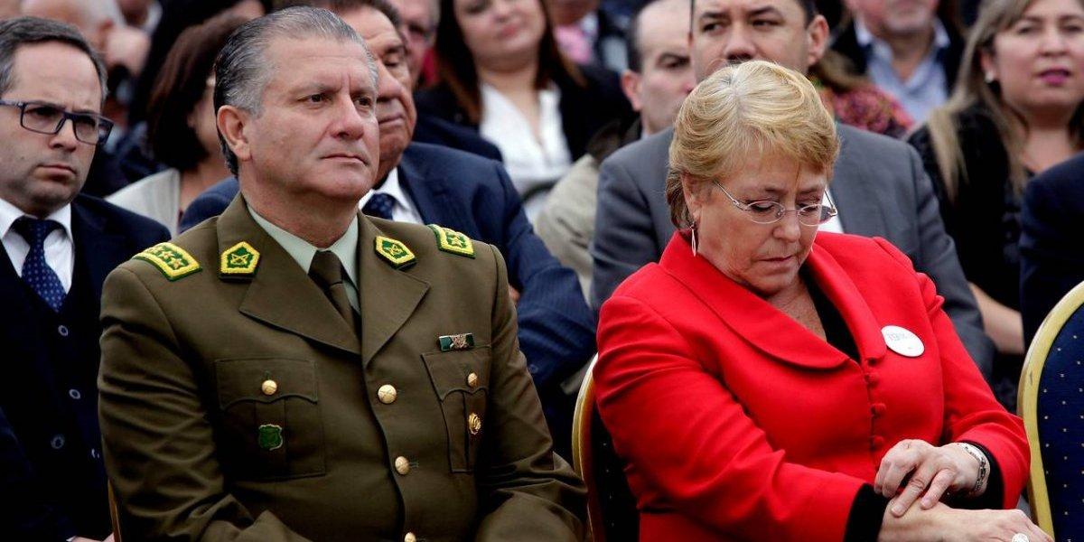 "Presidenta Bachelet entrega primera señal por ""Operación Huracán"": hará escala en La Araucanía"
