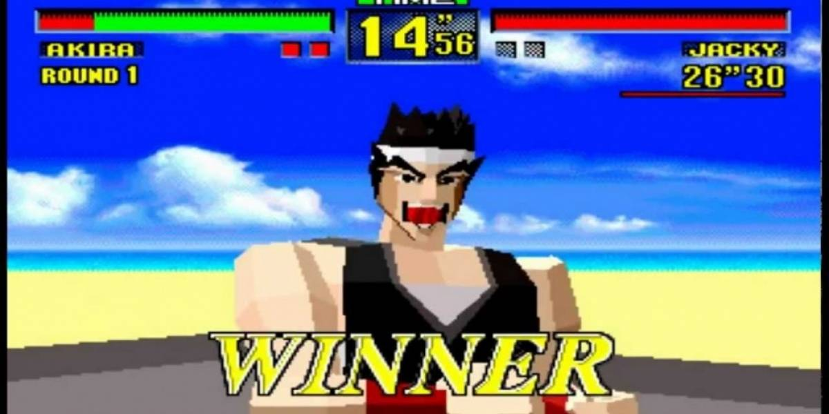 SEGA renueva la marca Virtua Fighter