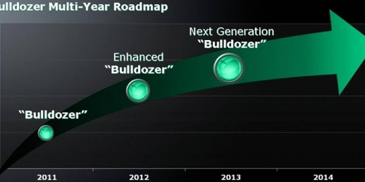 Detalles de AMD FX Next: Piledriver será 10% superior que Bulldozer
