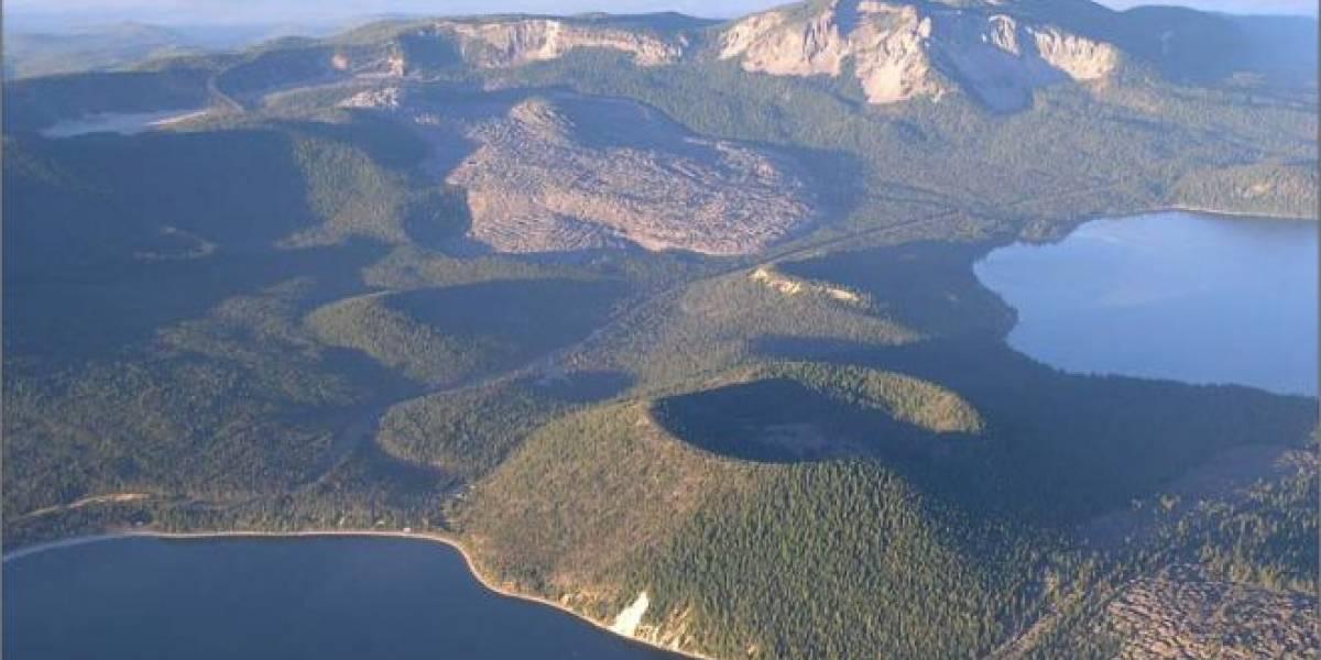 Gobierno Federal de USA y Google planean generar energía vertiendo agua a volcanes