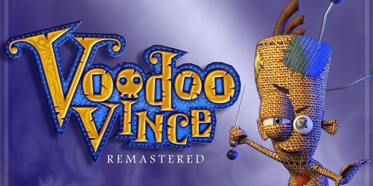 La remasterización de Voodoo Vince llegará el mes próximo