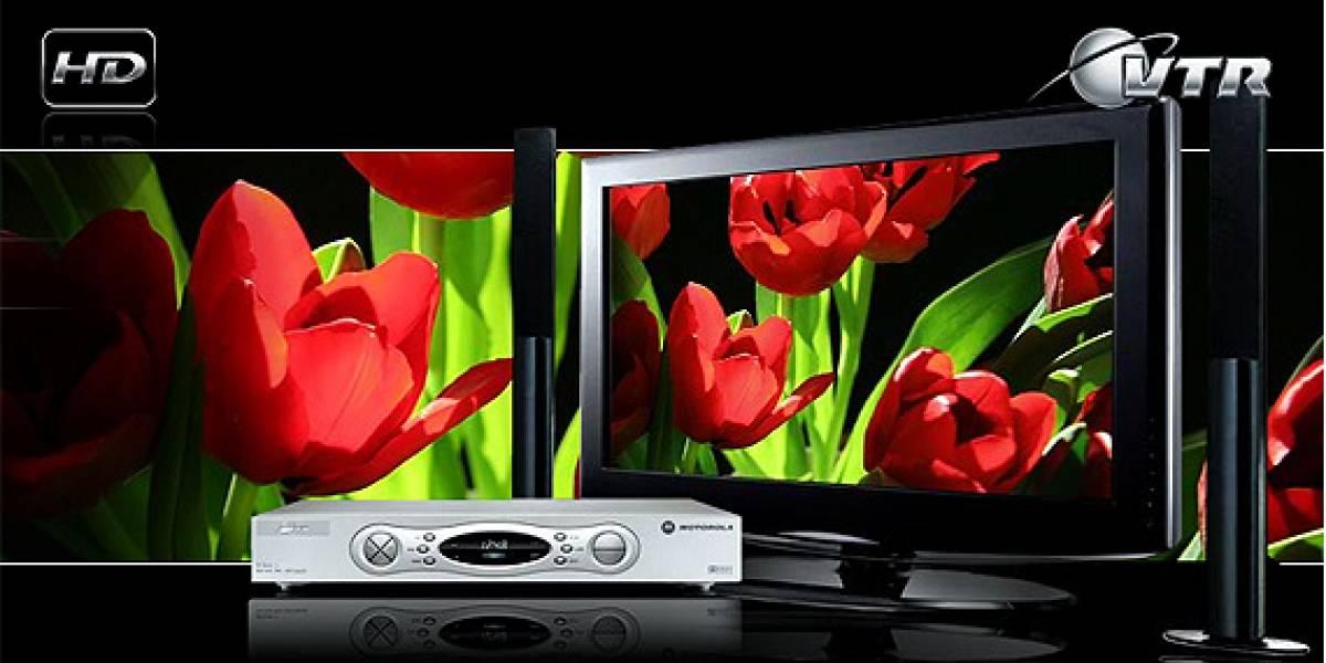 VTR ofrece DVR y primer canal HD de Chile