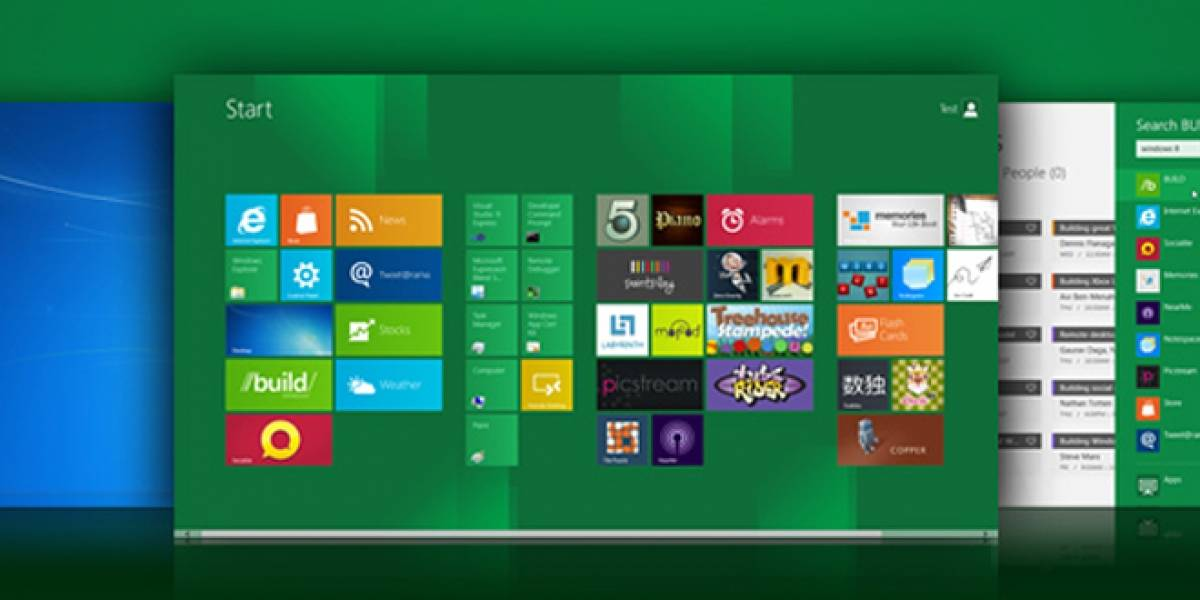 Windows 8 beta estará listo el día 28 de enero