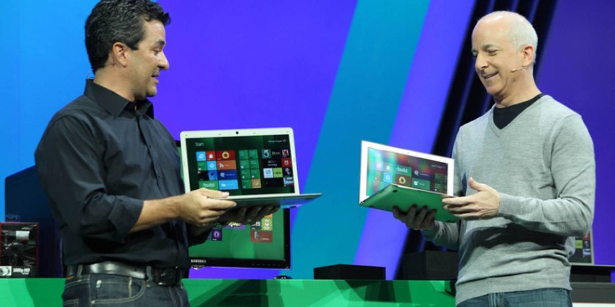 Windows 8 Developer Preview ha sido descargado 3 millones de veces