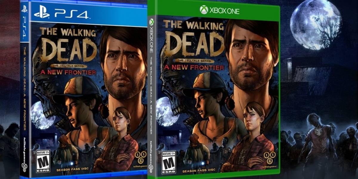 Confirman fecha de estreno de la tercera temporada del juego The Walking Dead