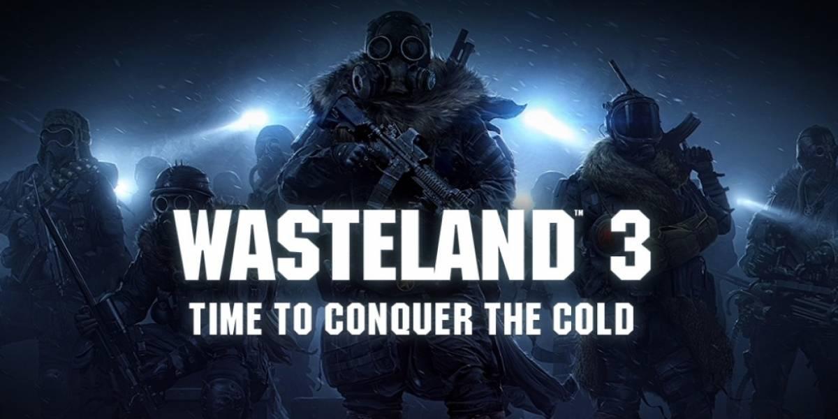 Mira el primer tráiler con jugabilidad de Wasteland 3