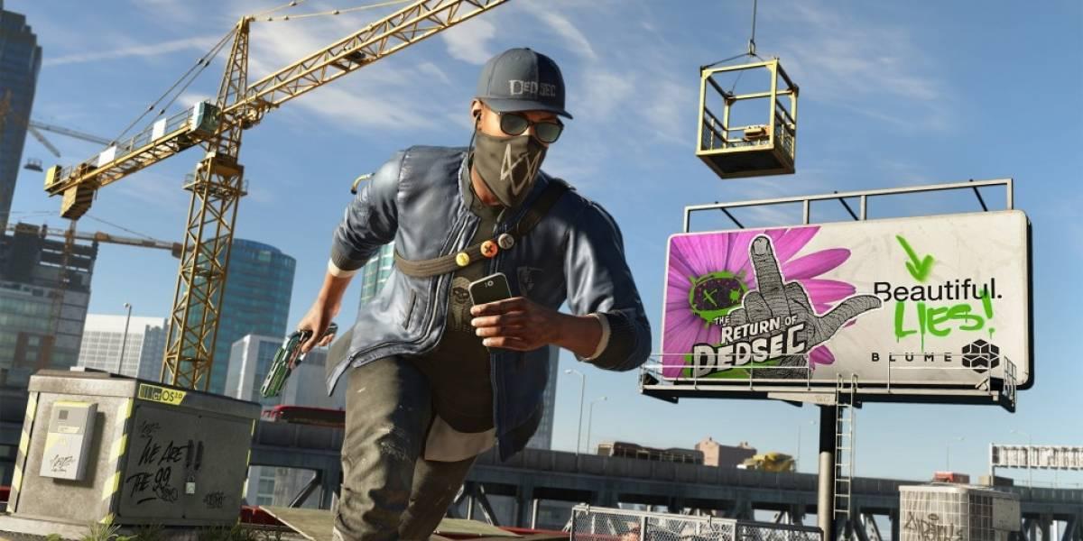 En el nuevo desafío de Watch Dogs 2 hay que manejar un camión de tacos