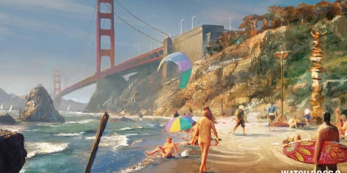 Watch Dogs 2 estrena tráiler que compara a San Francisco virtual con la ciudad real