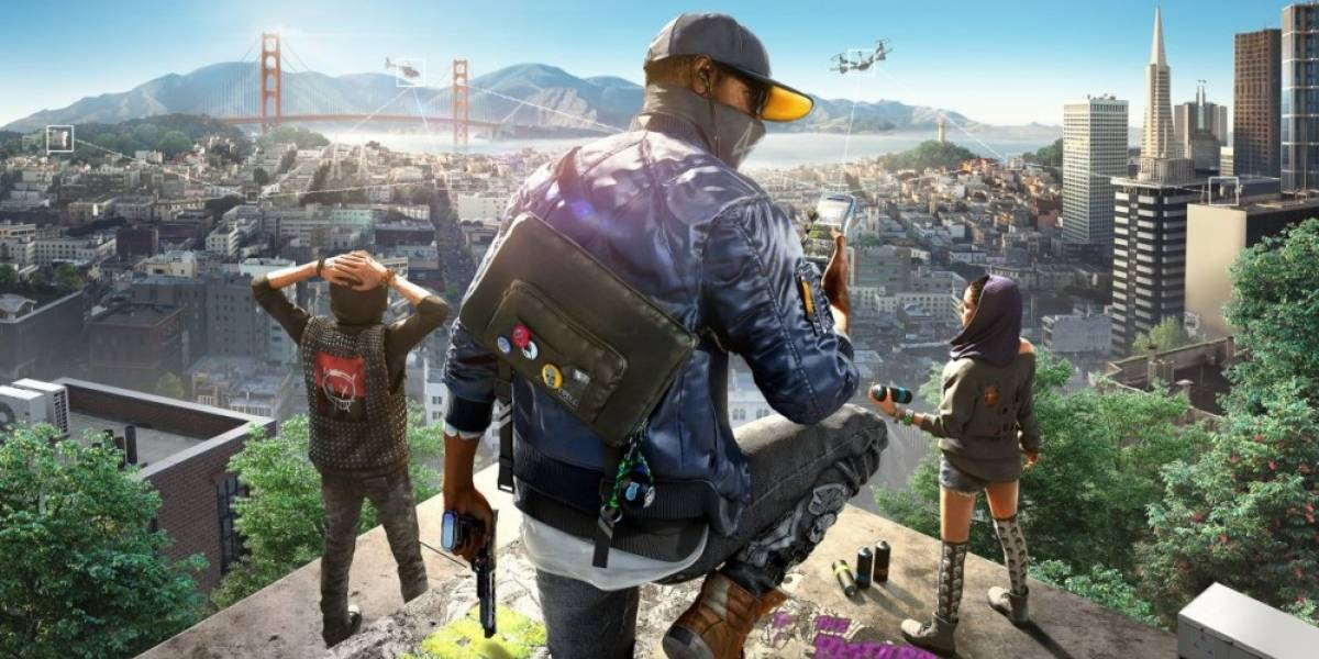 Vean 20 minutos de jugabilidad de Watch Dogs 2