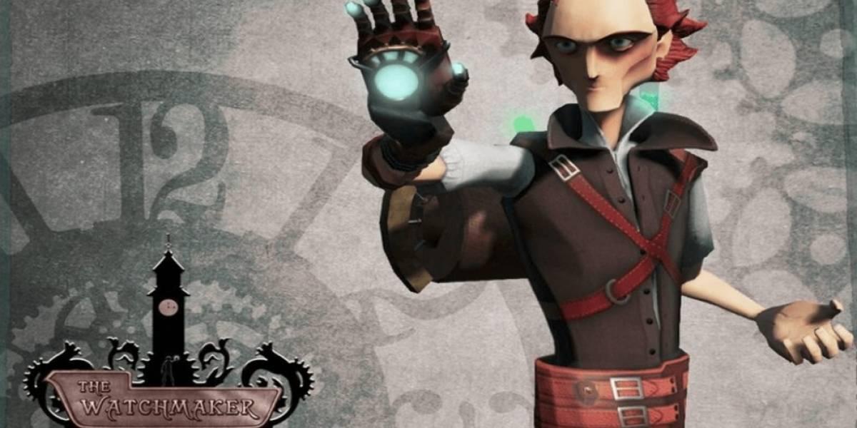 Micropsia Games lanzará campaña en Kickstarter para terminar The Watchmaker