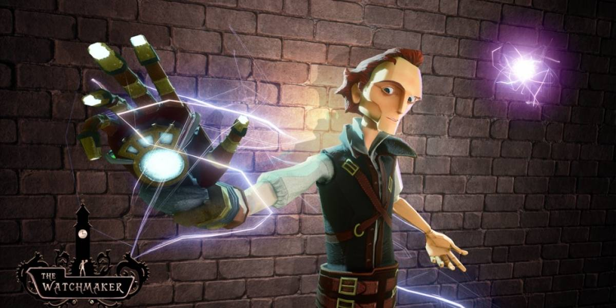 The Watchmaker lanza demo y campaña en Kickstarter