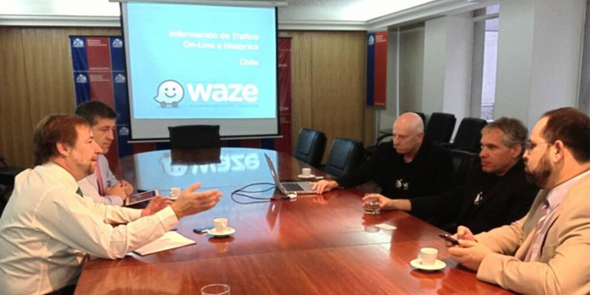"""Presidente de Waze: """"Queremos hacer de Chile nuestro laboratorio del mundo"""""""