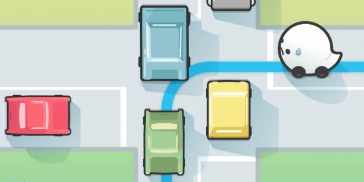 Waze quiere que evites los cruces peligrosos al conducir