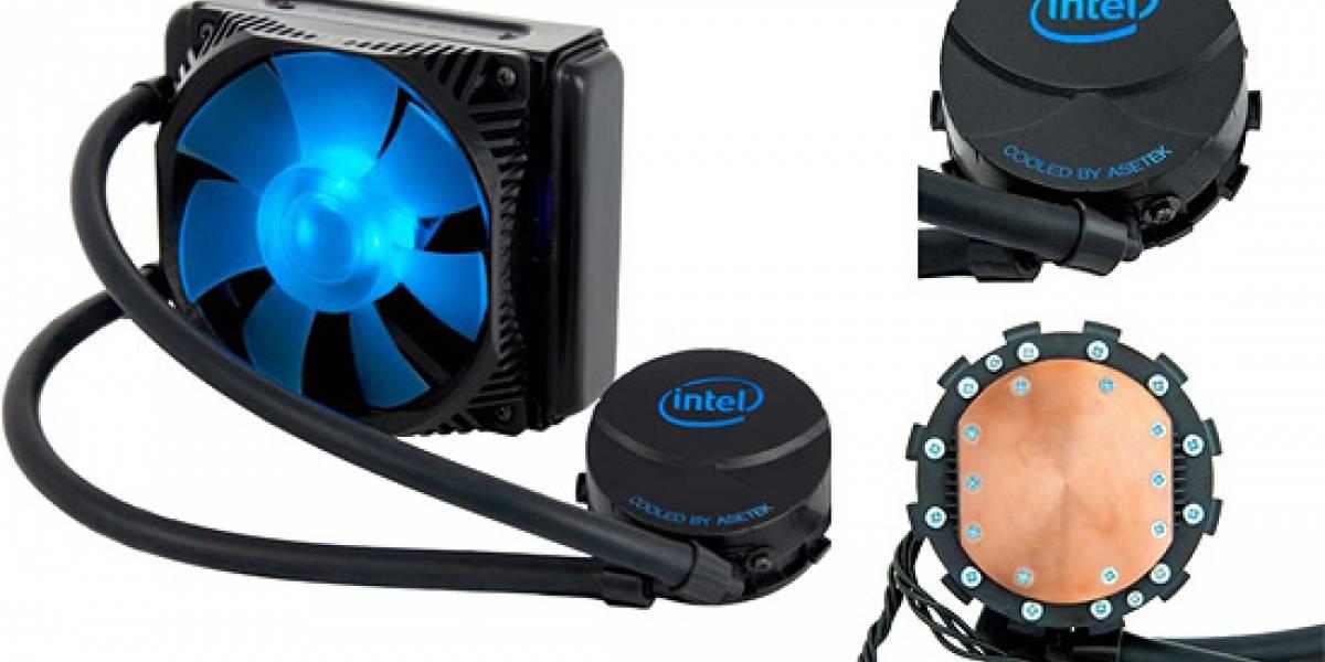 Intel y AMD: Kits de refrigeración líquida para Sandy Bridge-E y FX