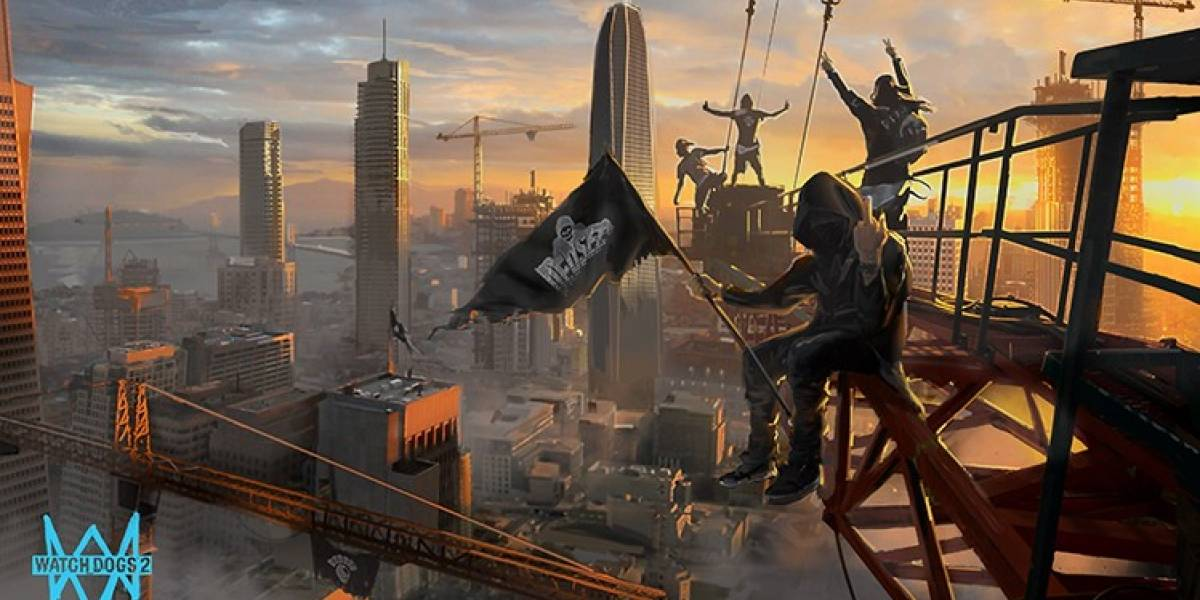 Watch Dogs 2 [NB Labs]