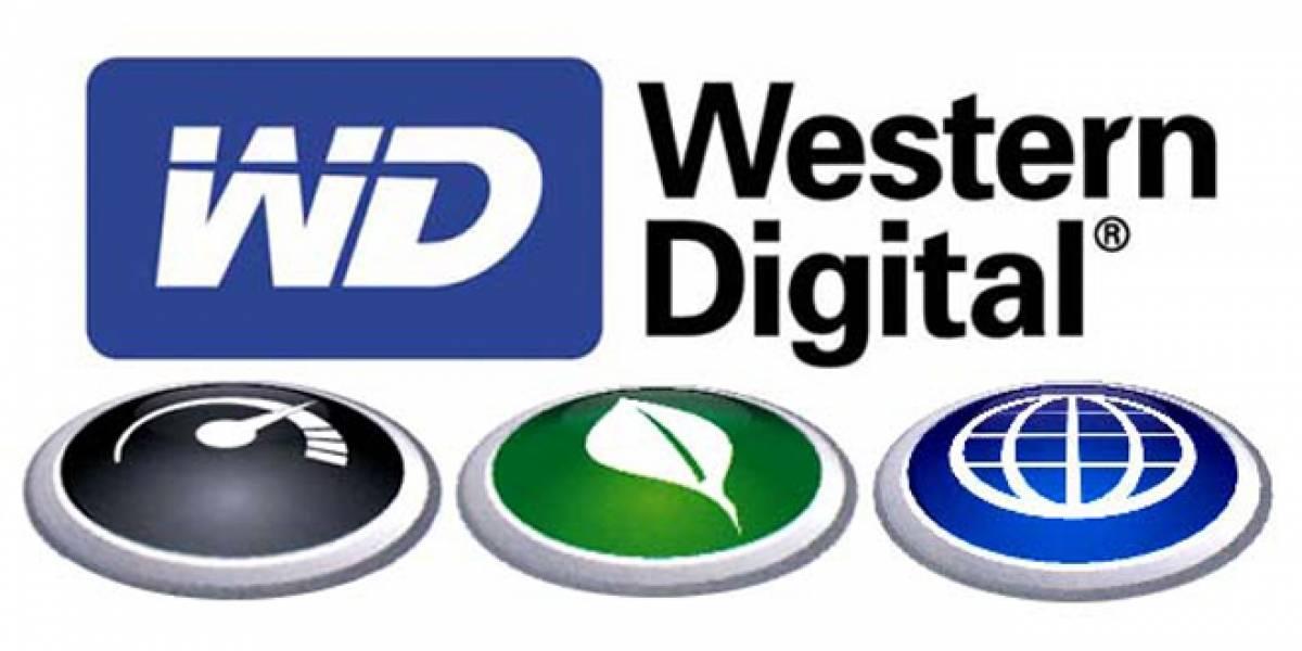 Western Digital vuelve a ser el líder de la industria