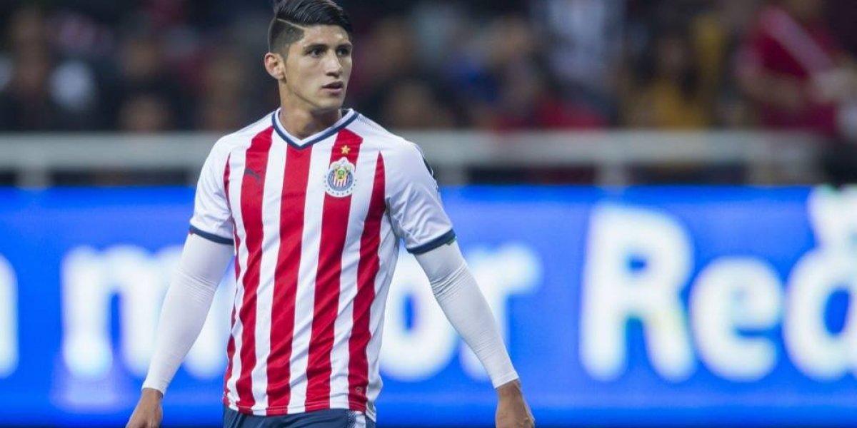 ¿Podrá jugar Pulido con Chivas este viernes?