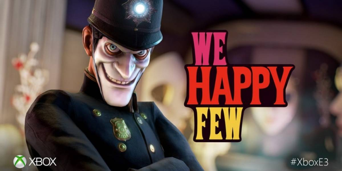 We Happy Few llegará con acceso anticipado a Xbox One #E32016