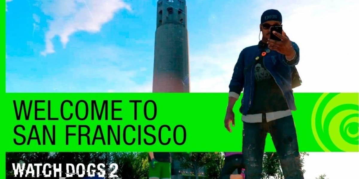 Watch Dogs 2 tiene nuevo tráiler que nos da la bienvenida a San Francisco