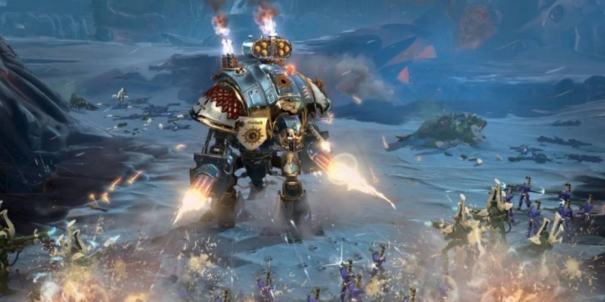 Videos de Warhammer 40,000: Dawn of War 3 nos dan un vistazo al multijugador