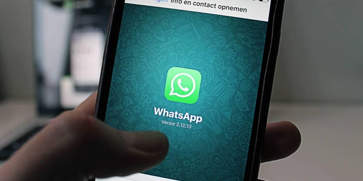 63 mil millones de mensajes fueron enviados por WhatsApp en Año Nuevo