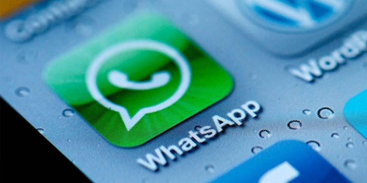 WhatsApp ya permite etiquetar personas en conversaciones