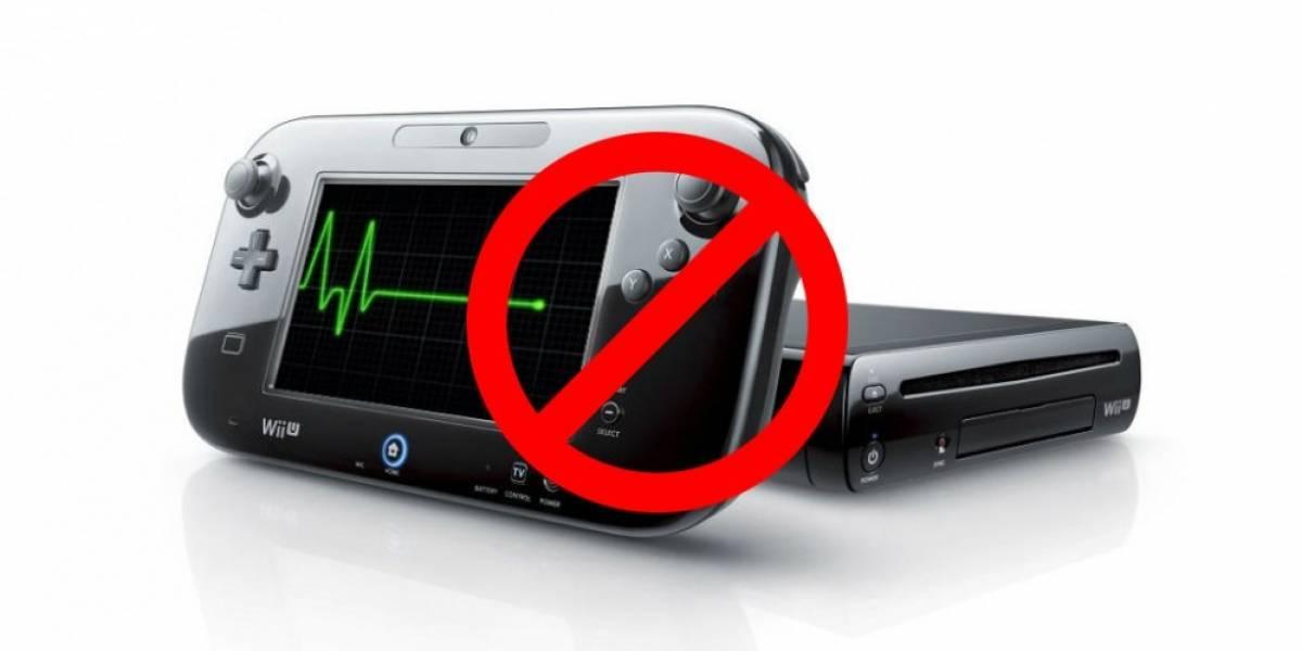 Nintendo niega el cese de producción de la Wii U