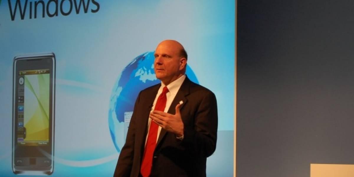 MWC09: Microsoft anuncia Windows Mobile 6.5
