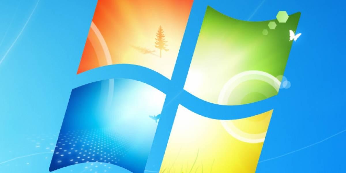 Windows 7 es ahora el sistema operativo más usado del mundo