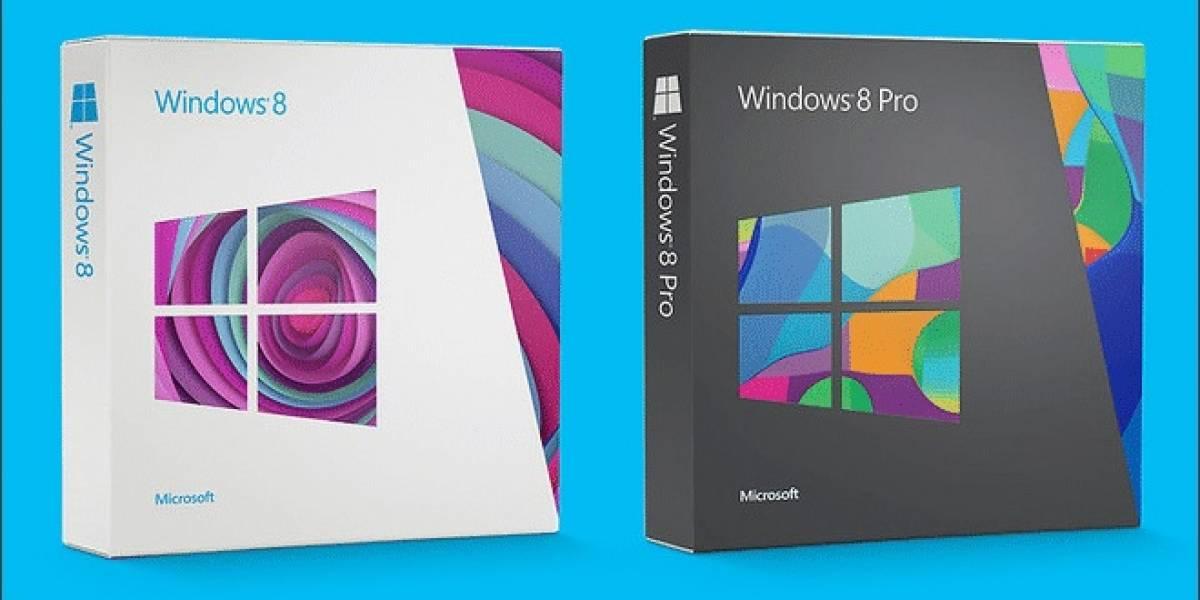 Microsoft clama haber vendido 40 millones de licencias de Windows 8