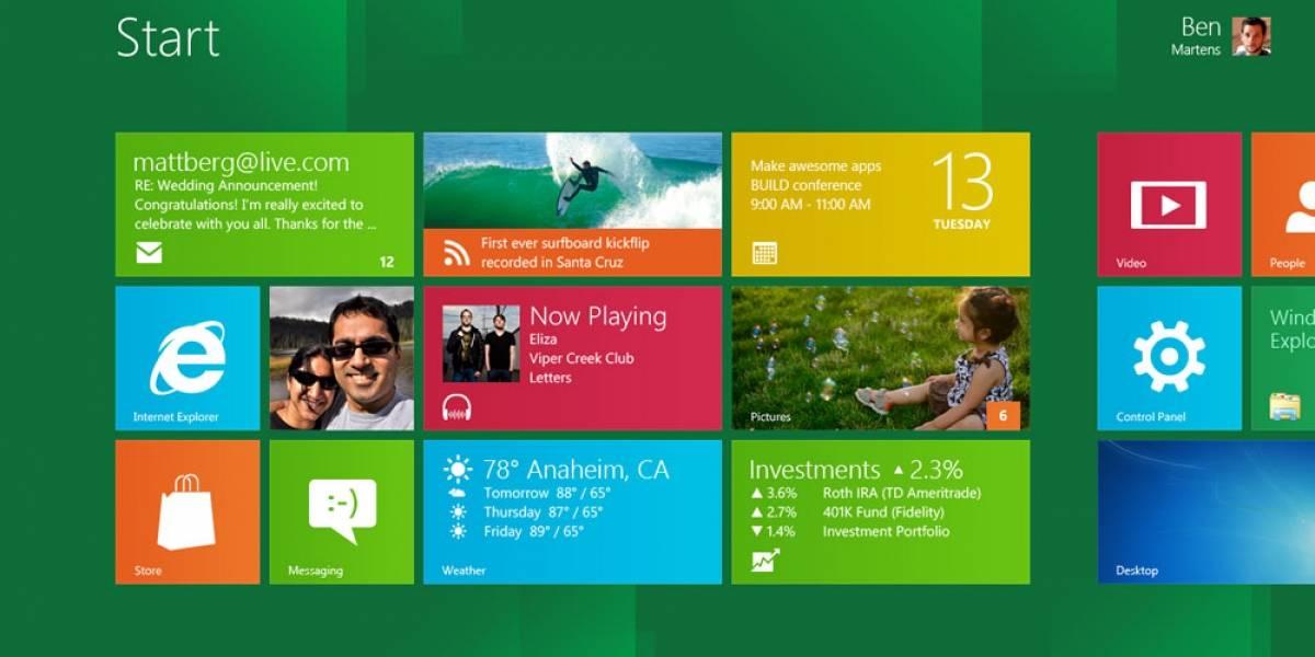 Compra un tablet con Windows 7, actualízalo ahora a Windows 8