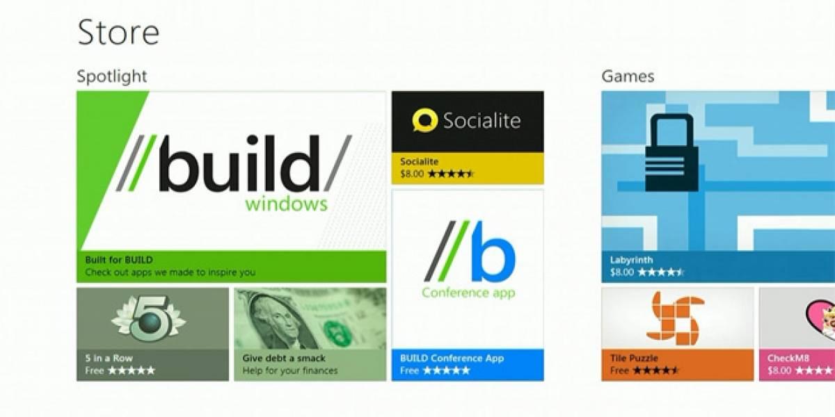 Microsoft revelará los detalles de Windows Store este martes 6