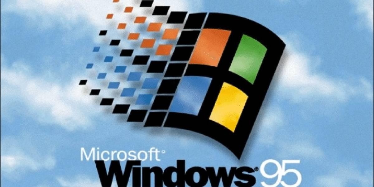 Windows 95 cumple 17 años