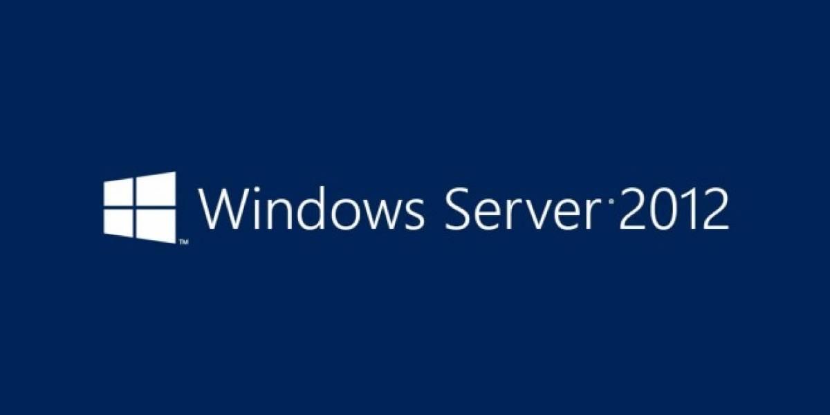 Microsoft lanza Windows Server 2012 orientado hacia la nube