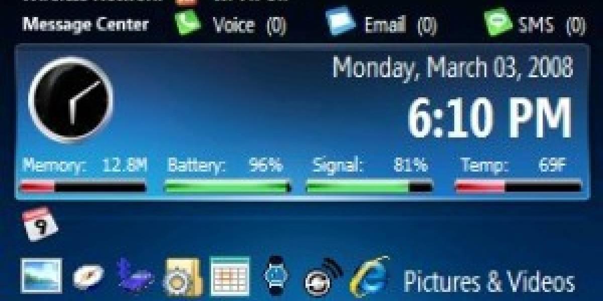 Futurología: Windows Mobile 7 para el 2010