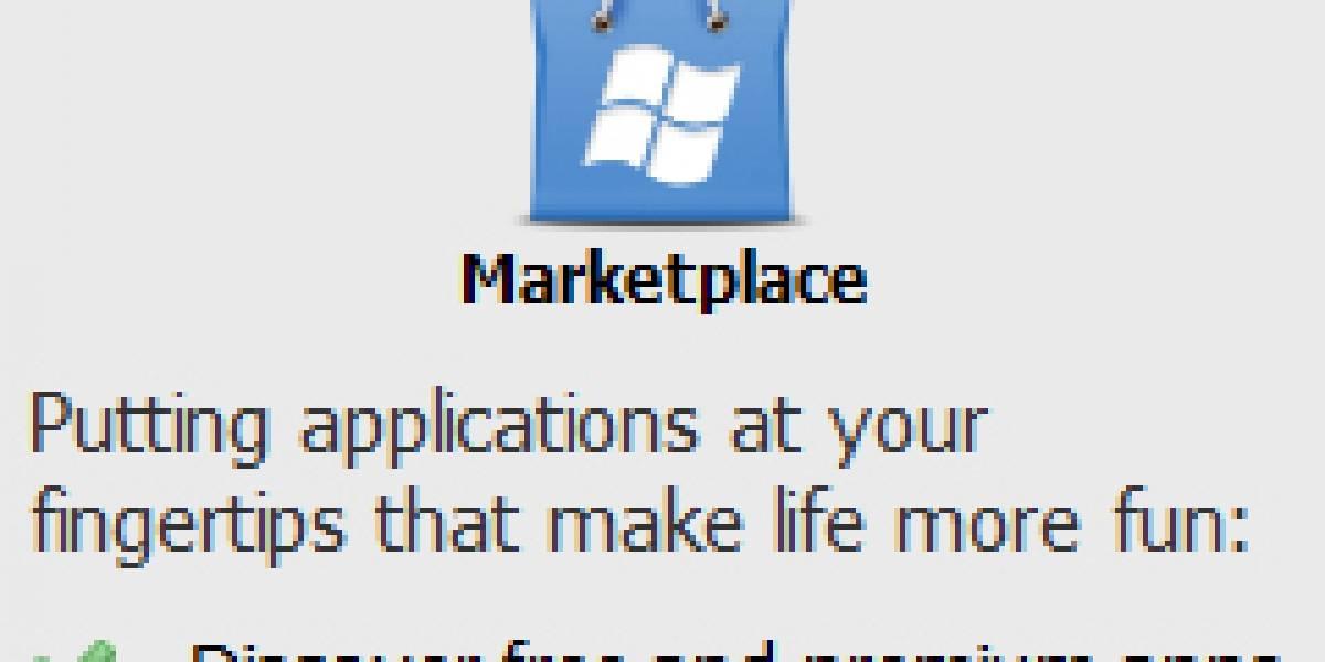 Microsoft entrega más detalles sobre WinMo Marketplace