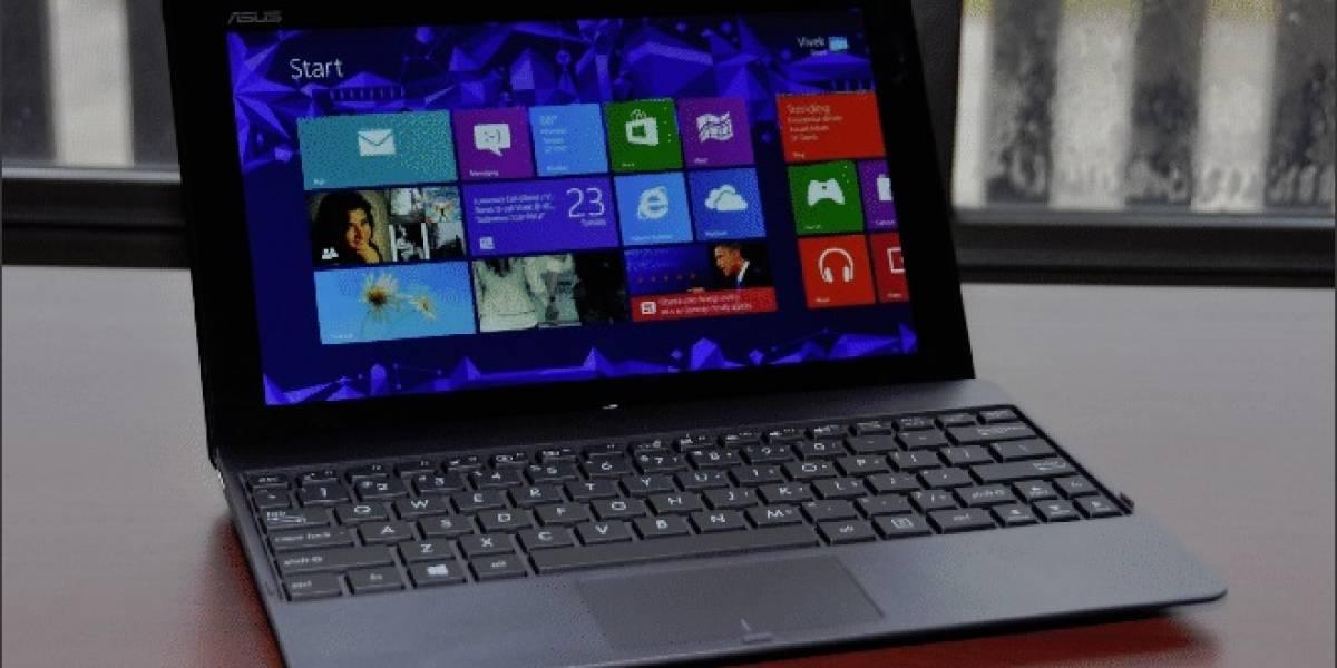 Sistema operativo Microsoft Windows RT a prueba