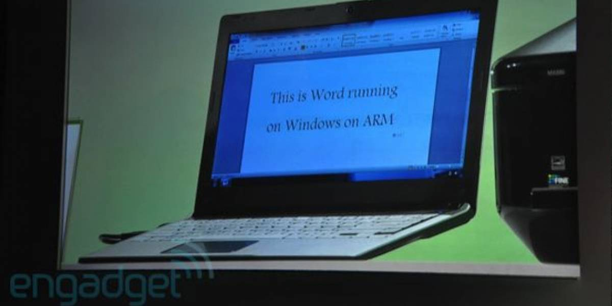 Futurología: Windows 8 sobre ARM desechará el escritorio y aplicaciones clásicas