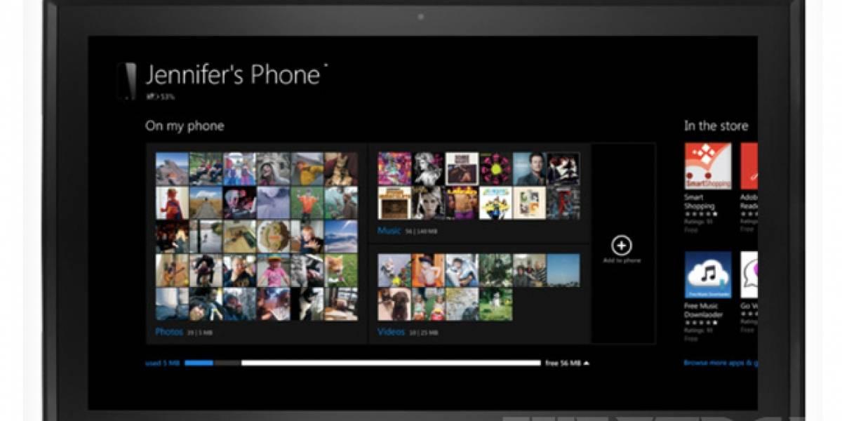 Aparece aplicación para Windows Phone 8 que reemplazará a Zune en PC