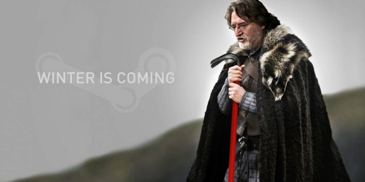 PayPal confirma la fecha de la Venta Invernal de Steam
