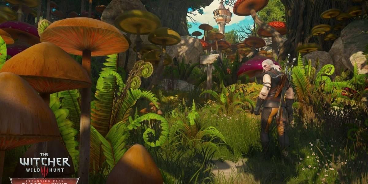 Tráiler de expansión de The Witcher 3 presenta su nuevo mapa