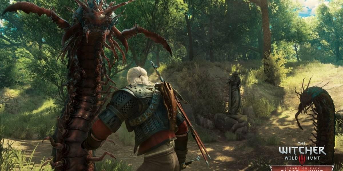 La última expansión de The Witcher 3 ya tiene fecha de estreno