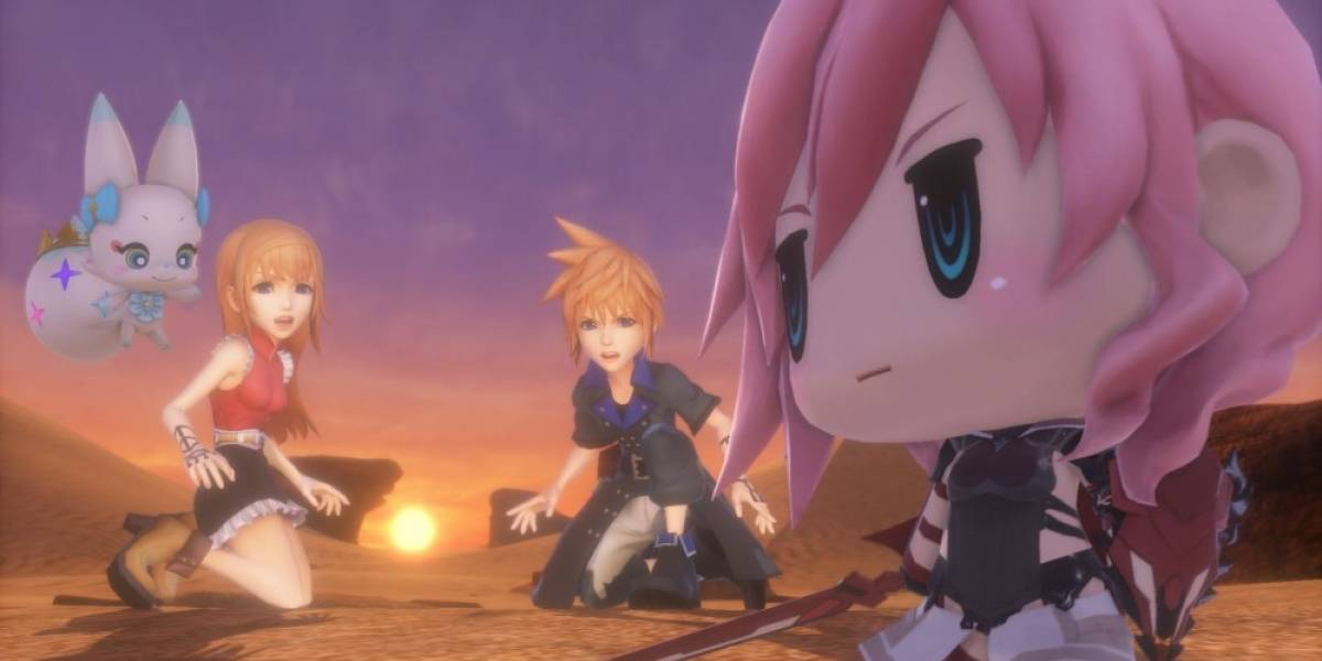 World of Final Fantasy [NB Labs]