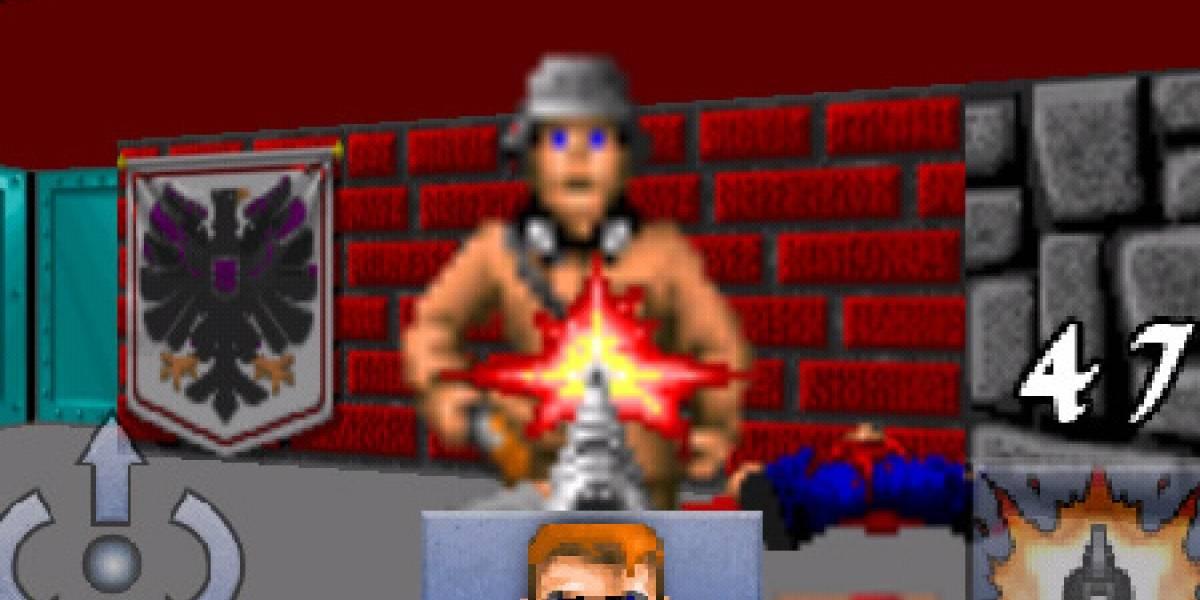 ID Software relanza Wolfenstein 3D en el iPhone