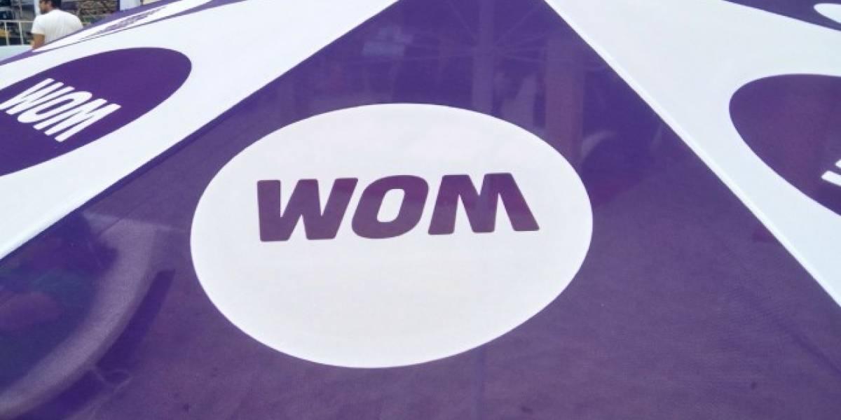 WOM denuncia a Claro, Entel y Movistar por competencia desleal