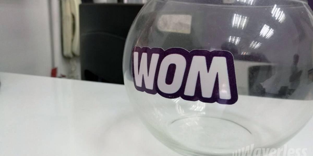 WOM empieza a ofrecer hasta 32GB por dos años