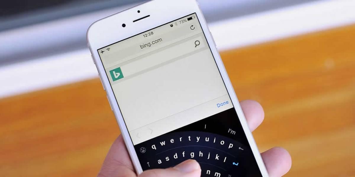 Así luce Word Flow, el teclado de Microsoft para iOS