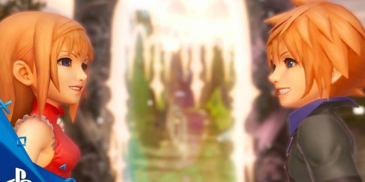 Presentan las ediciones especiales de World of Final Fantasy