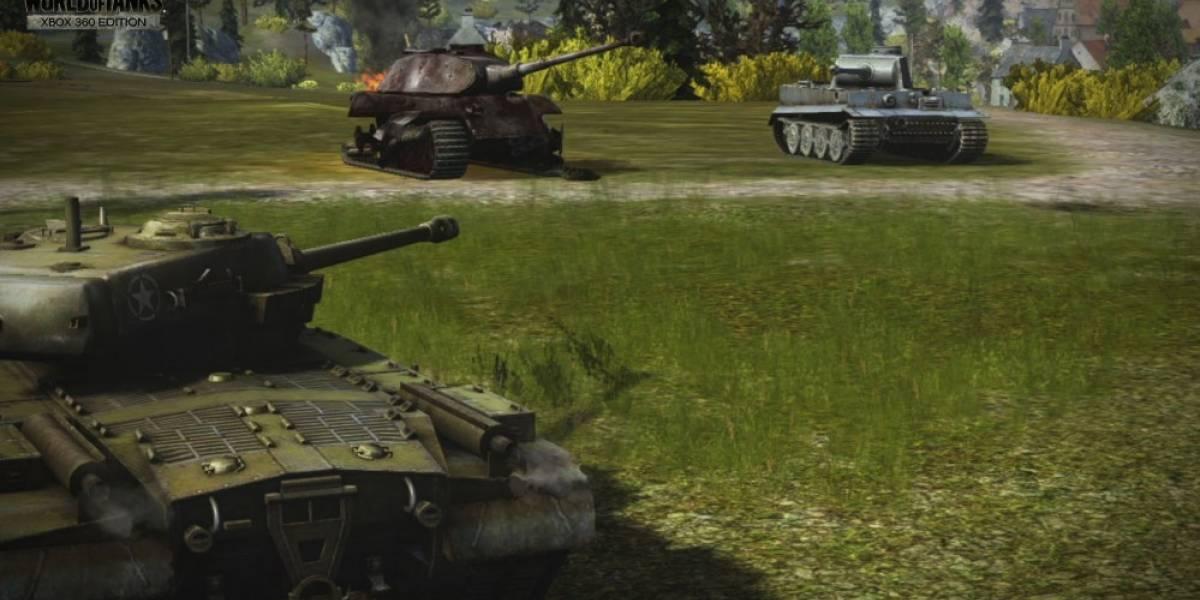 Jugador muere durante una maratón de World of Tanks transmitida por Twitch